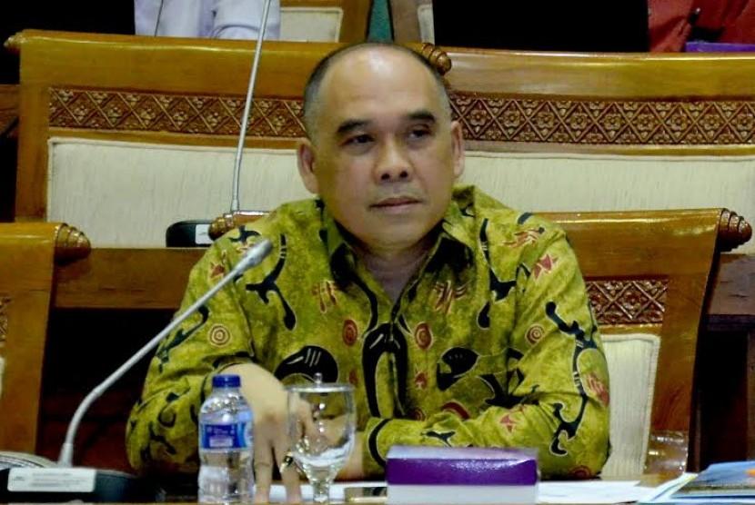 Anggota Komisi XI DPR RI Heri Gunawan.