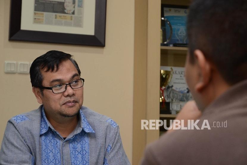 Anggota Komnas HAM Maneger Nasution