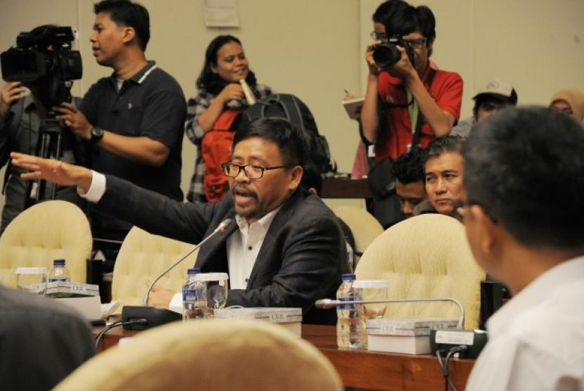 Anggota Pansus Hak Angket KPK Daeng Muhammad (Ilustrasi)