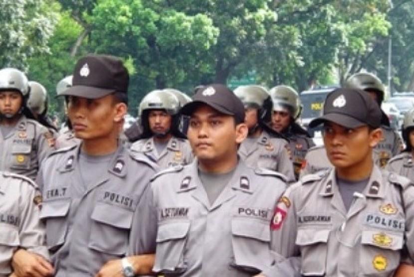 Anggota Polisi/ilustrasi