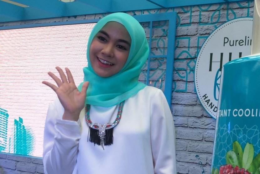 Annisa Rahma Eks Cherrybelle Kini Berbisnis Hijab