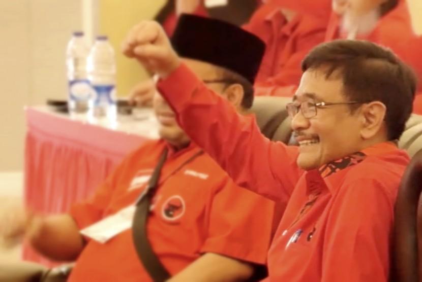 antan Gubernur DKI Jakarta Djarot Saiful Hidayat