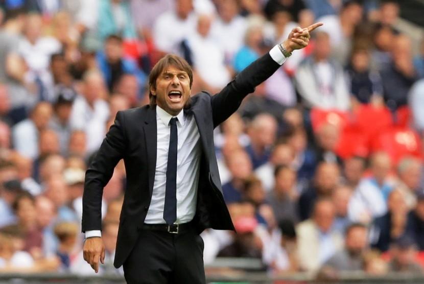 Conte Ingatkan Pemain Chelsea untuk Juara Grup