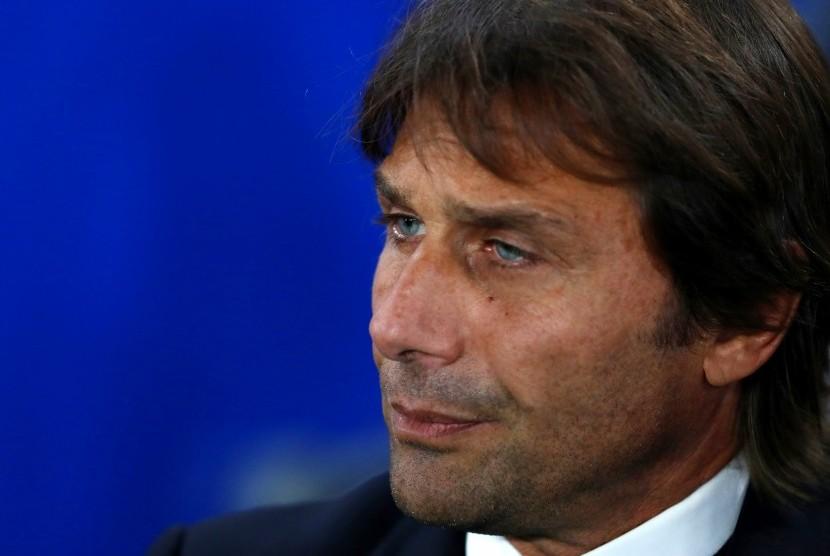 Jadwal Chelsea Padat, Conte Incar Kemenangan Atas Qarabag