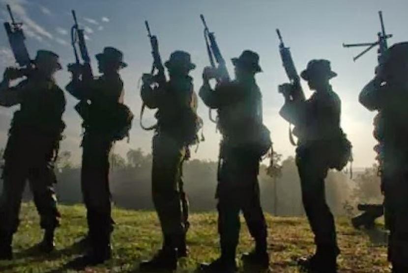 Aparat keamanan di Papua (ilustrasi)