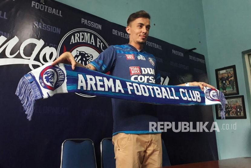 Arema FC Butuh Pengatur Serangan di Liga 1 Musim Depan