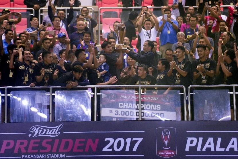 Pembagian Grup Piala Presiden Pertimbangkan Sejumlah Aspek