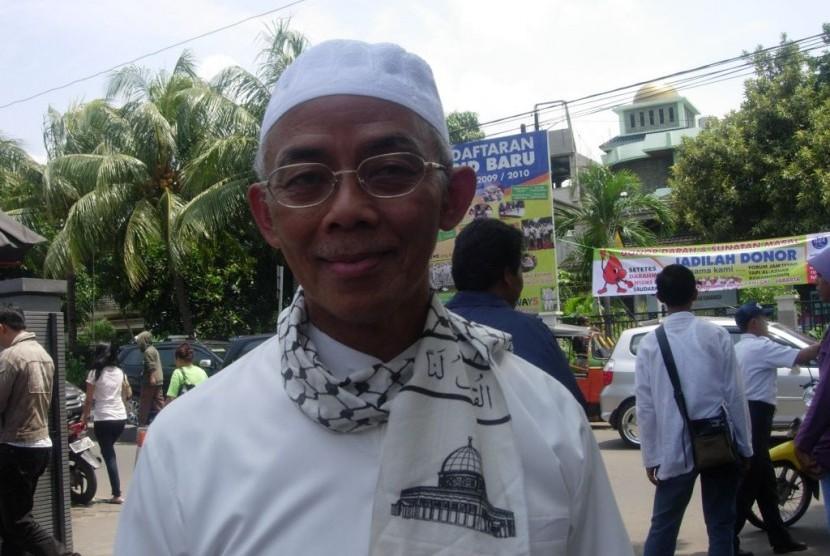 Pengamat pendidikan Arief Rahman.
