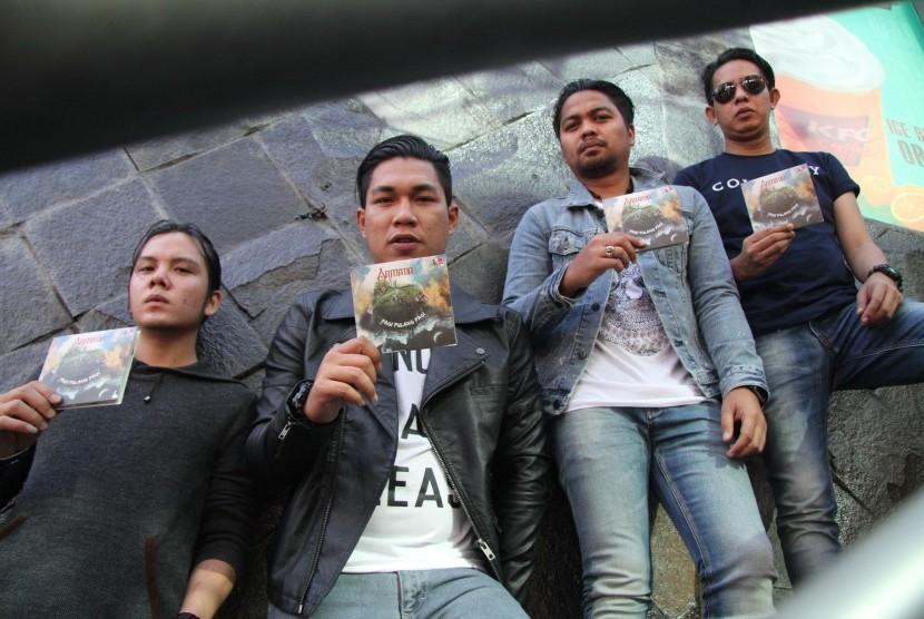 Band Armada Jumpa Penggemar di Kuala Lumpur