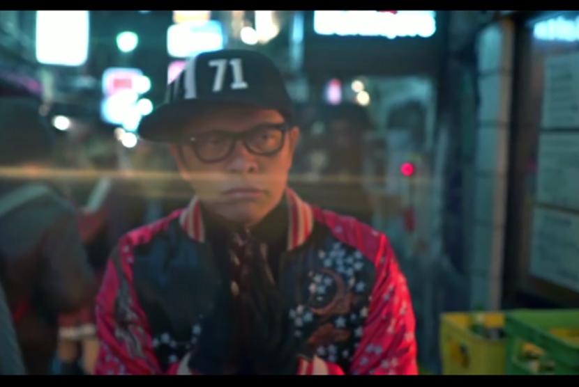 Armand Maulana tak Tahan Dingin Saat Syuting di Tokyo