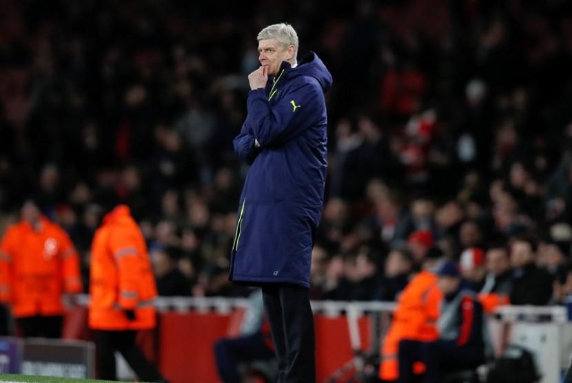 Wenger: Bukan Spurs yang Terkuat di London Utara