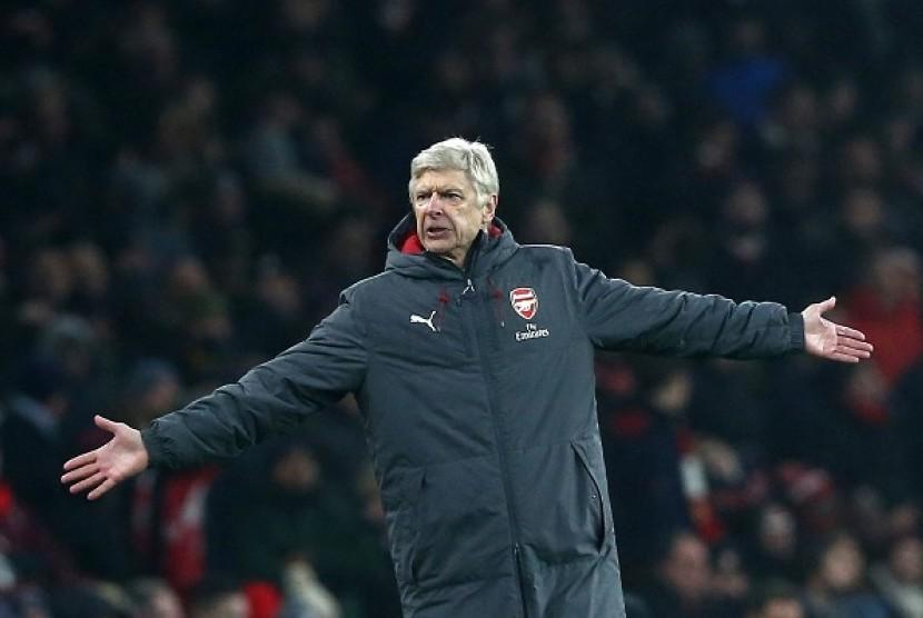 Start Buruk Dinilai Wenger Hambat Arsenal Raih Poin Penuh