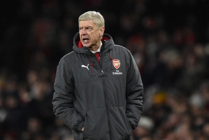 Wenger: Keuangan Arsenal Kalah dari CIty