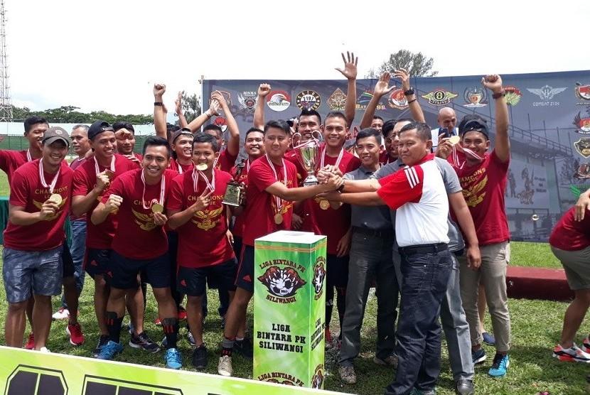 Pangdam III Tutup Kompetisi Liga Bintara Siliwangi ke-I