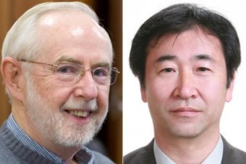 Arthur B. McDonald dan Takaaki Kajita