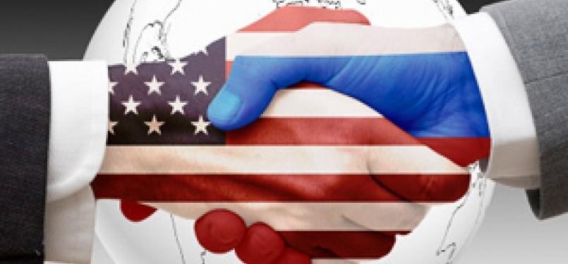 AS - Rusia (ilustrasi)
