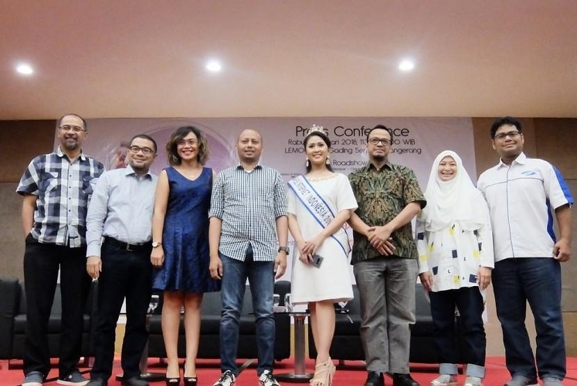 Asosiasi Penyelenggara Jasa Internet Indonesia (APJII) akan segera memulai pagelaran Pemilihan Miss Internet Indonesia 2018.