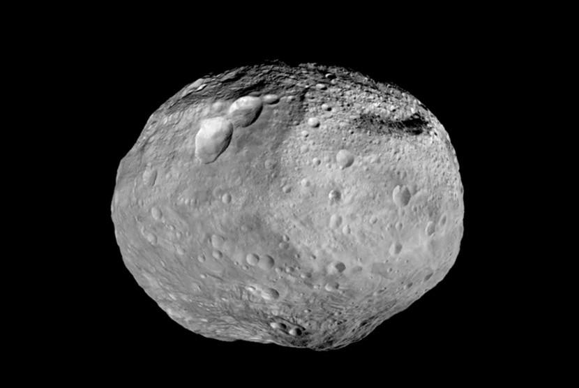 Asteroid/ilustrasi