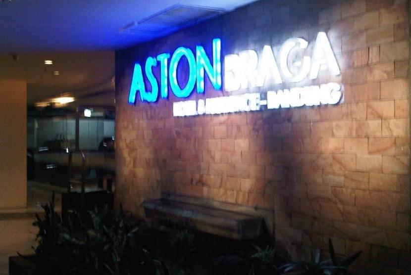 Aston Braga Hotel and Residence Bandung.