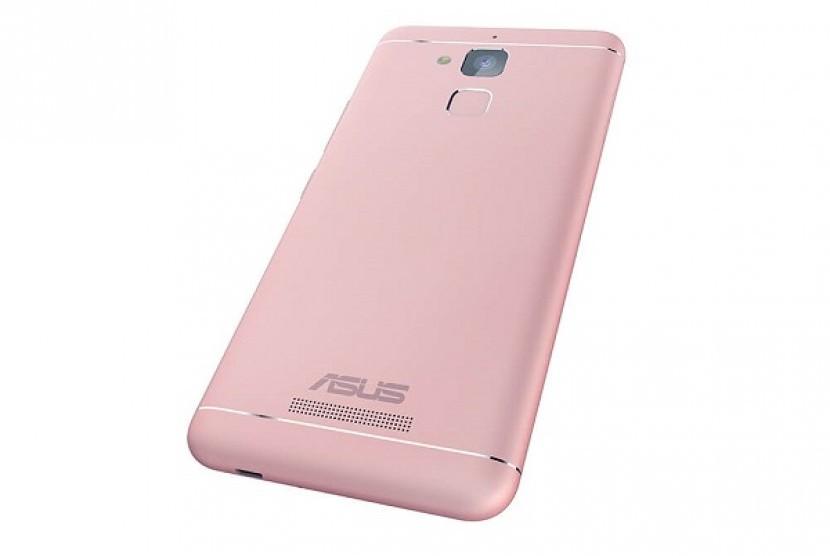 Asus Zenfone 3 Max rose pink.