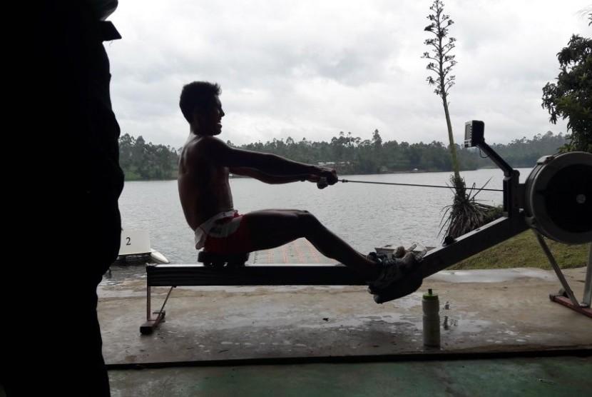 Rowing Optimistis Raih Medali Emas Asian Games