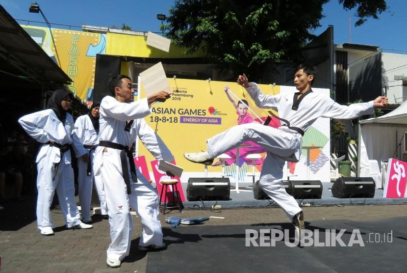 Taekwondo Usulkan 22 Atlet Jelang Asian Games 2018