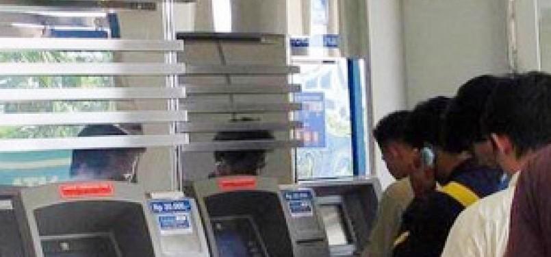ATM BCA (ilustrasi)