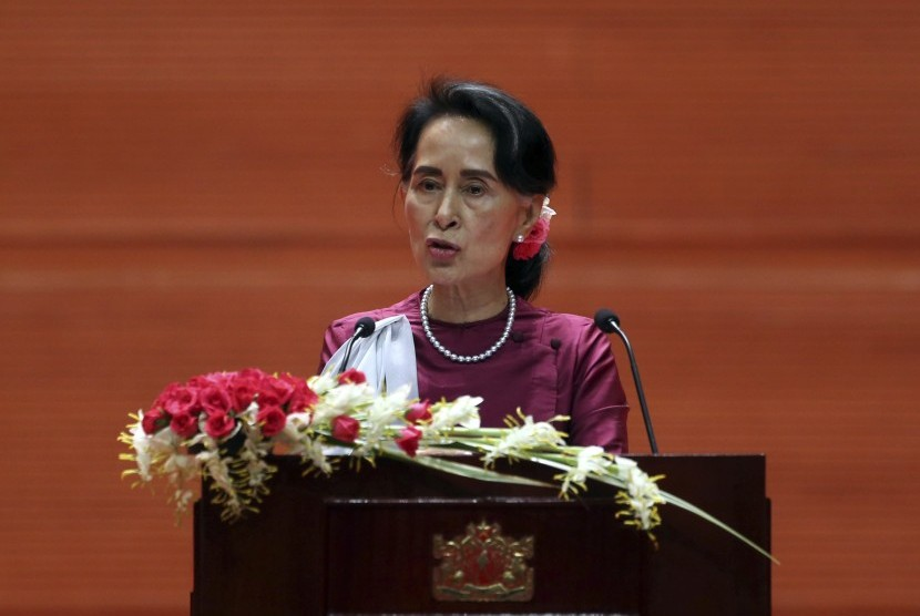 Di Era Suu Kyi, Aktivis Myanmar Masih Ditangkapi