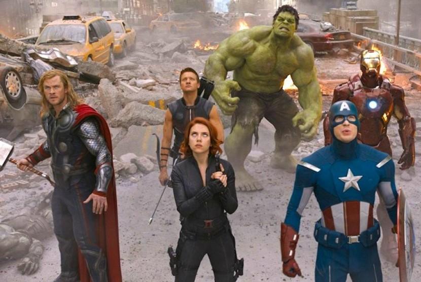 Produser X-Man Bicarakan Kolaborasi dengan Avengers