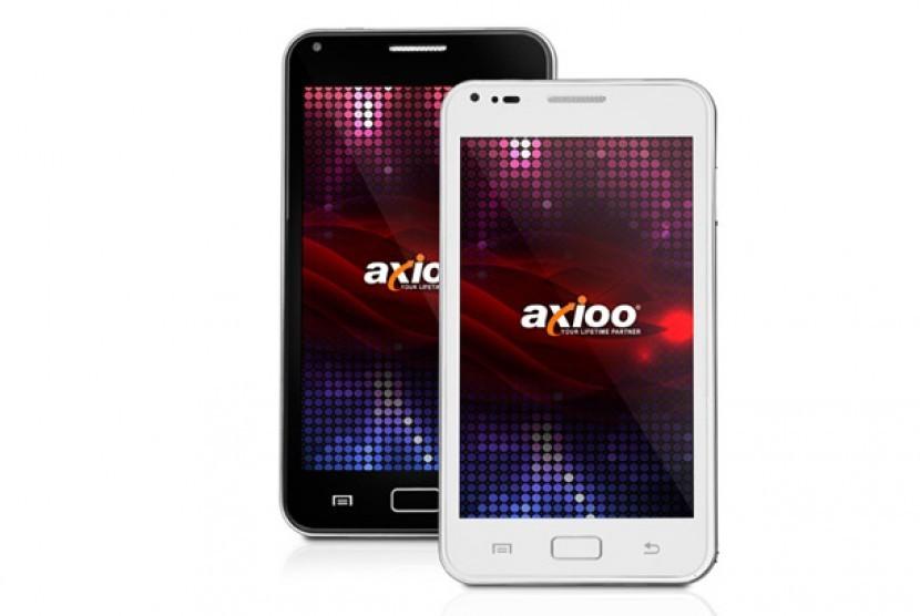 Axioo / Ilustrasi