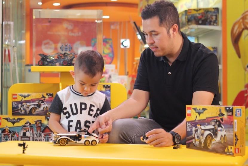 Agar Anak tak Ketergantungan pada Gawai