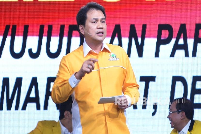 Hasil Rapat Bamus, Aziz tak Dilantik Jadi Ketua DPR Hari Ini