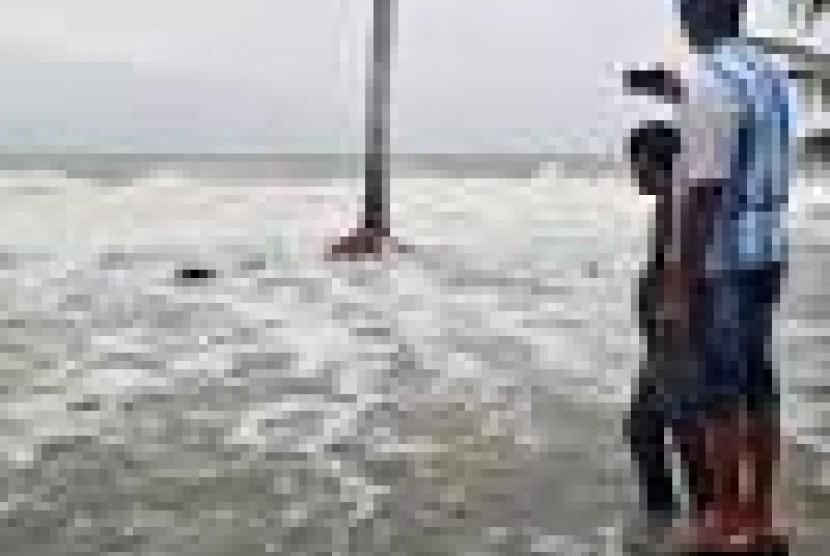 Badai Ockhi Terjang India, Belasan Orang Tewas