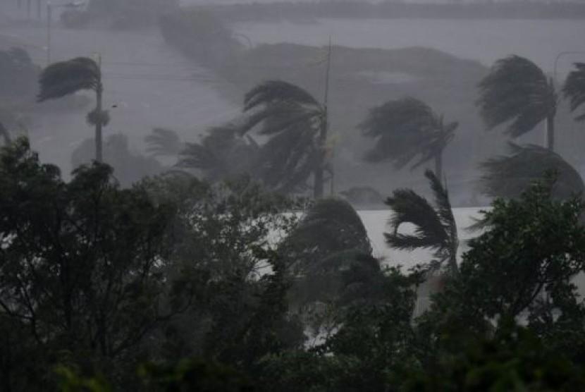 Ada Bibit Siklon di Selatan Yogyakarta