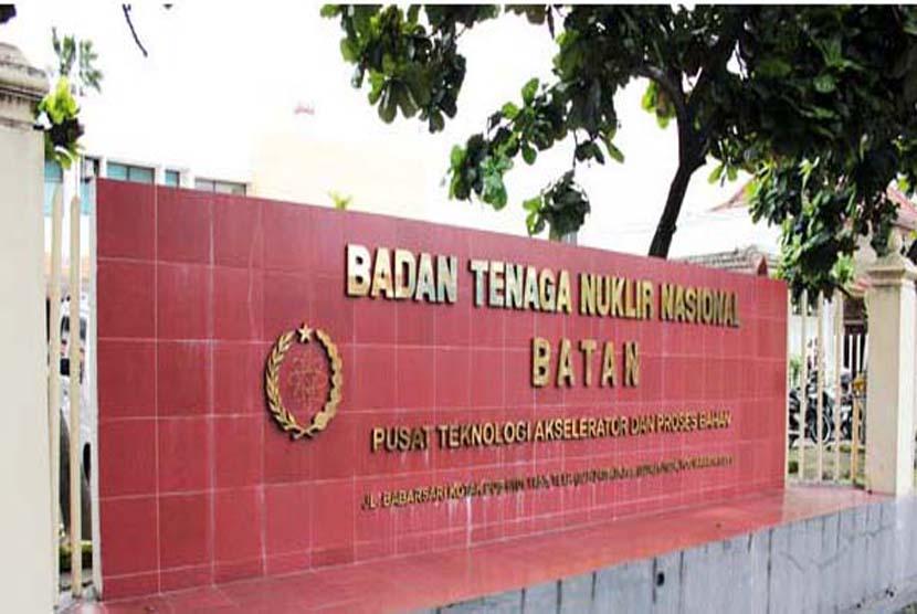 Badan Tenaga Nuklir Nasional atau BATAN (ilustrasi)