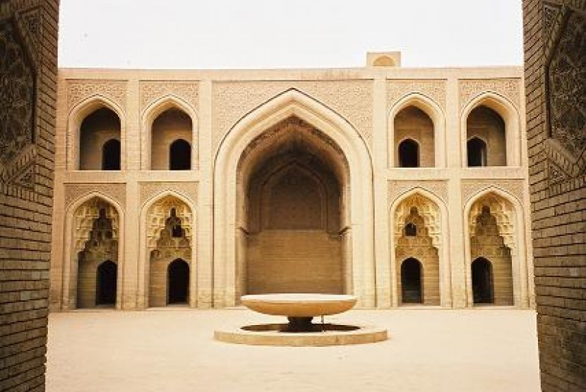 Baitul Hikmah era modern di Baghdad, Irak.