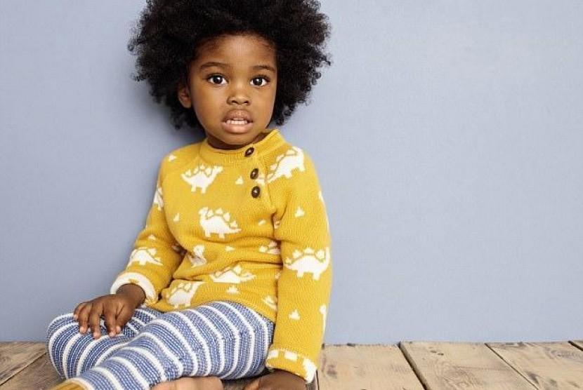 John Lewis Hapuskan Label Gender Pada Pakaian Anak
