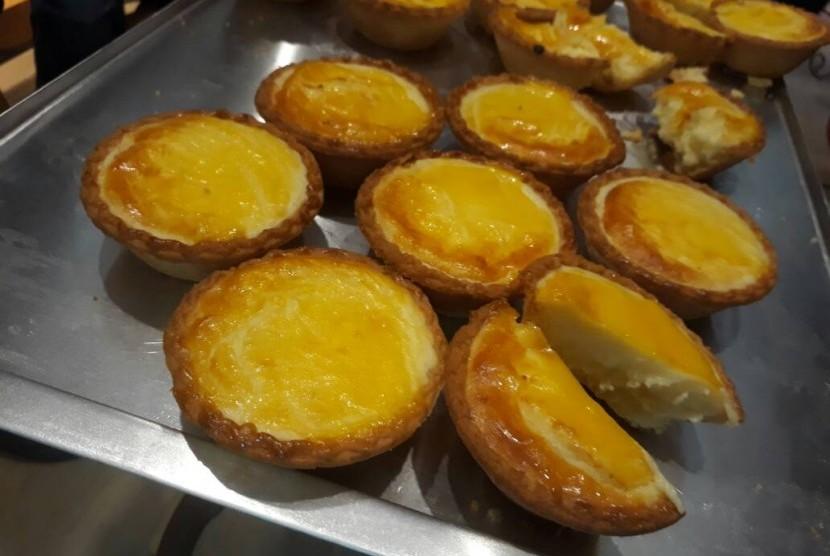 Baked cheese tart Uncle Tetsu.