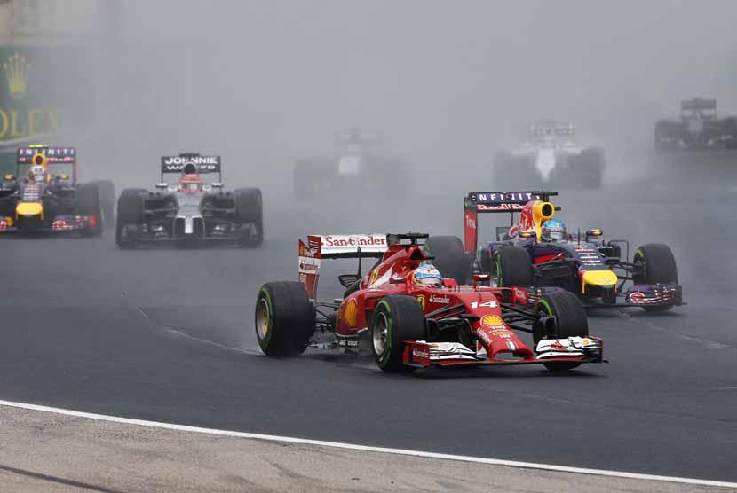 Balapan Formula Satu (F1)