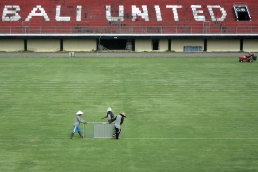 Hadapi Tampines, Widodo Minta Bali United tak Buang Peluang
