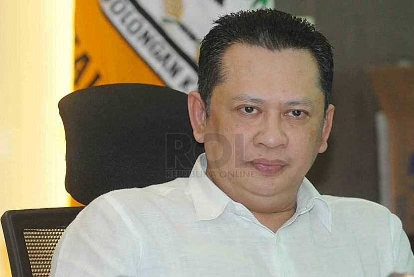 Golkar Kompak Usung Bamsoet Sebagai Calon Ketua DPR