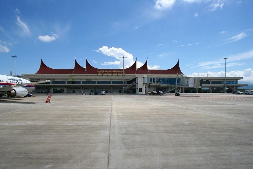KA Bandara Minangkabau Capai 80 Persen