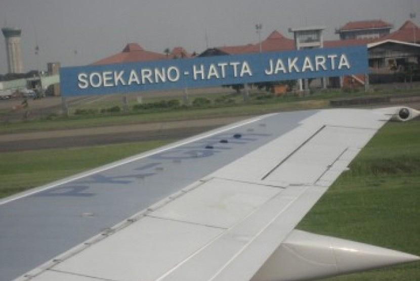 Landasan Pacu Ketiga Bandara Soekarno-Hatta Dibangun 2018