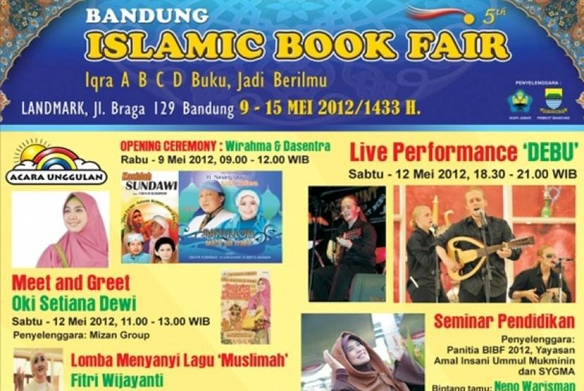 Bandung Islamic Book Fair