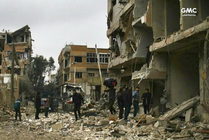 Pemerintah Siapkan Aturan Tangani WNI Pulang dari Suriah
