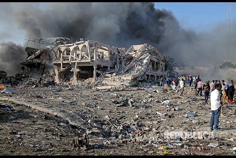 Dunia Dinilai tidak Peduli Tragedi Somalia