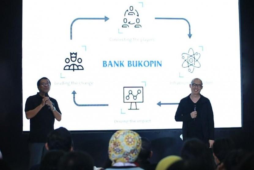 Bank Bukopin mendukung 1000 startuo bidang fintech.