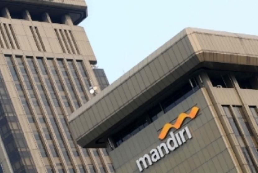 Bank Mandiri (ilustrasi)