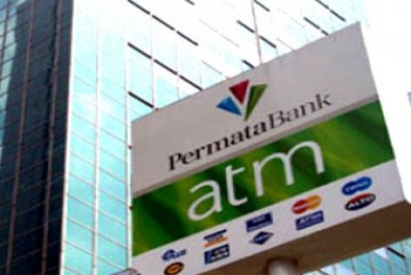 Bank Permata chalks up increase in income but less profit