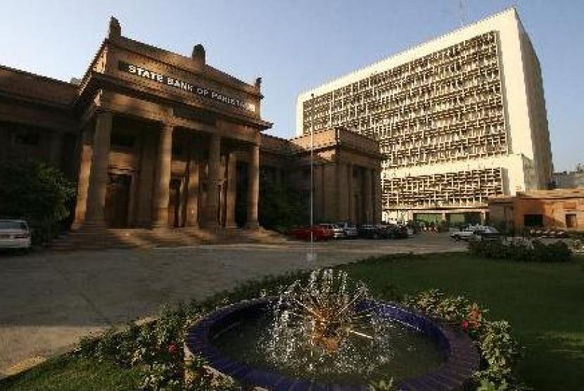 Bank Sentral Pakistan.